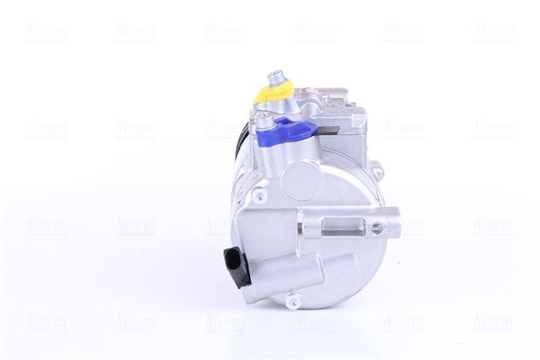 Klimakompressor 890632 von NISSENS