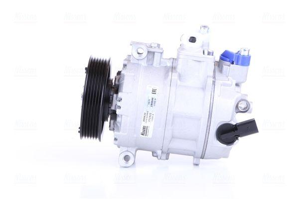 890633 Klimakompressor NISSENS in Original Qualität
