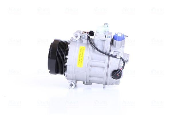 890634 Klimakompressor NISSENS Test