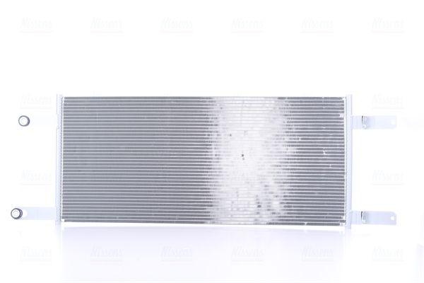 NISSENS Kondensor, klimatanläggning till GINAF - artikelnummer: 941155
