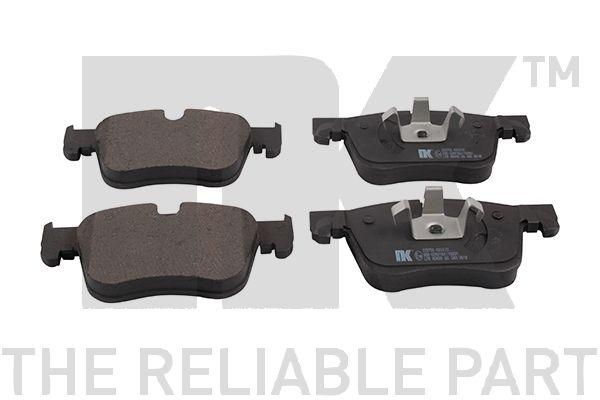 223756 NK nicht für Verschleißwarnanzeiger vorbereitet, mit Anti-Quietsch-Blech, ohne Zubehör Höhe 1: 70,4mm, Höhe 2: 70,4mm, Breite 1: 155,1mm, Breite 2: 155,1mm, Dicke/Stärke 1: 16,3mm, Dicke/Stärke 2: 16,3mm Bremsbelagsatz, Scheibenbremse 223756 günstig kaufen