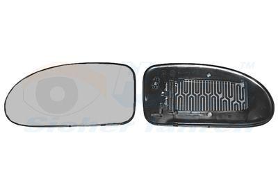 Rückspiegelglas VAN WEZEL 1858838