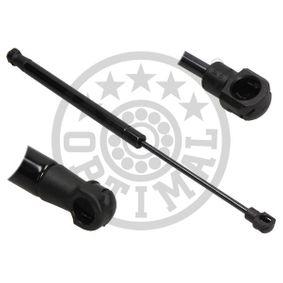 AG-40326 OPTIMAL Ausschubkraft: 270N Hub: 131mm Heckklappendämpfer / Gasfeder AG-40326 günstig kaufen