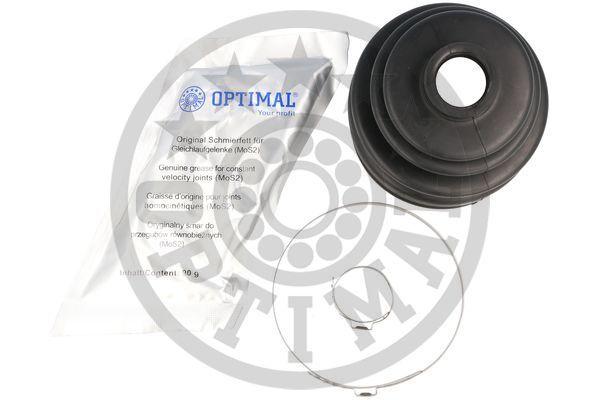 Cuffia semiasse CVB-10420CR con un ottimo rapporto OPTIMAL qualità/prezzo