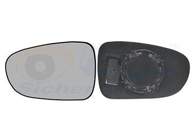 Original SEAT Spiegelglas Außenspiegel 1867832