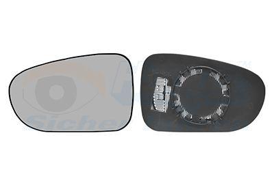 Original SEAT Rückspiegelglas 1867838