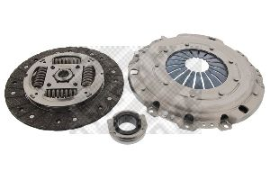 Clutch kit 10757/1 MAPCO — only new parts
