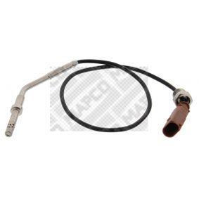 Sensor Abgastemperatur MAPCO 88822 für VW