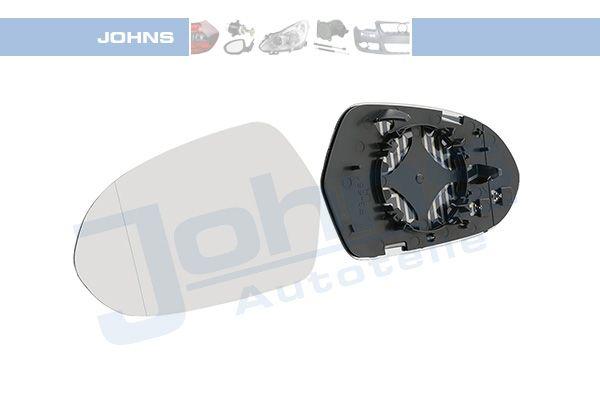 Vetro specchio retrovisore 13 20 37-81 JOHNS — Solo ricambi nuovi