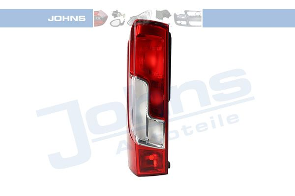 Rear lights 30 44 87-3 JOHNS — only new parts
