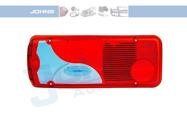 Componenti luce posteriore 50 64 87-52 JOHNS — Solo ricambi nuovi