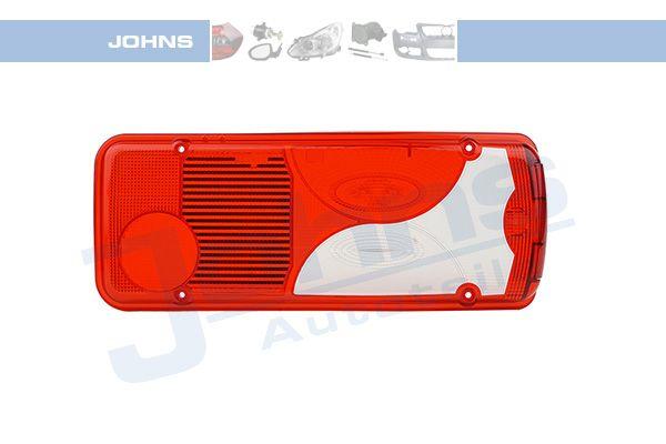 Componenti luce posteriore 50 64 88-51 JOHNS — Solo ricambi nuovi