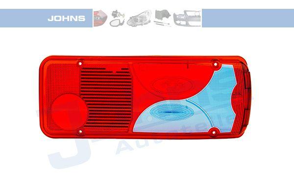 Componenti luce posteriore 50 64 88-52 JOHNS — Solo ricambi nuovi