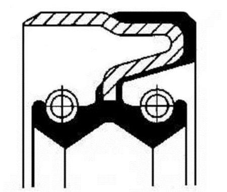 CORTECO: Original Verteilergetriebe Einzelteile 49375074 ()