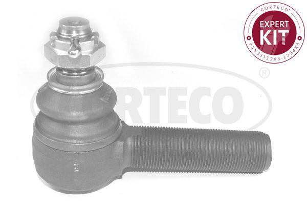 49401459 CORTECO Vorderachse Konusmaß: 22mm, Gewindemaß: M24x1,5 RHT Spurstangenkopf 49401459 günstig kaufen