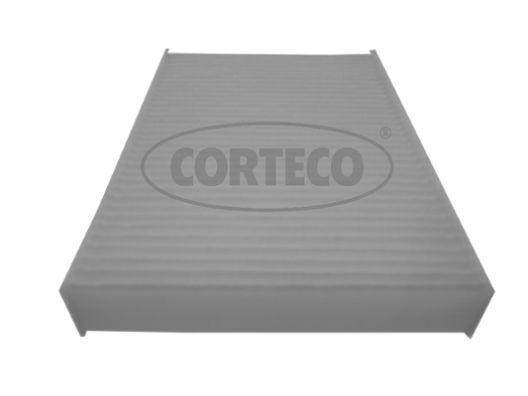 MERCEDES-BENZ MARCO POLO 2021 Heizung / Lüftung - Original CORTECO 49410527 Breite: 150mm, Höhe: 30mm, Länge: 210mm