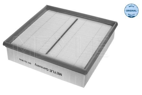 Въздушен филтър 012 321 0026 с добро MEYLE съотношение цена-качество