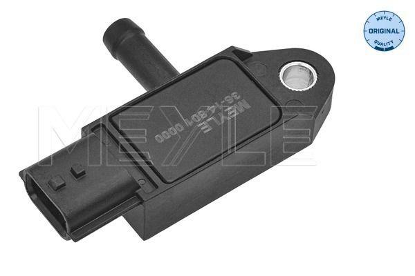 MEX0626 MEYLE ORIGINAL Quality Anschlussanzahl: 3 Sensor, Abgasdruck 36-14 801 0000 günstig kaufen