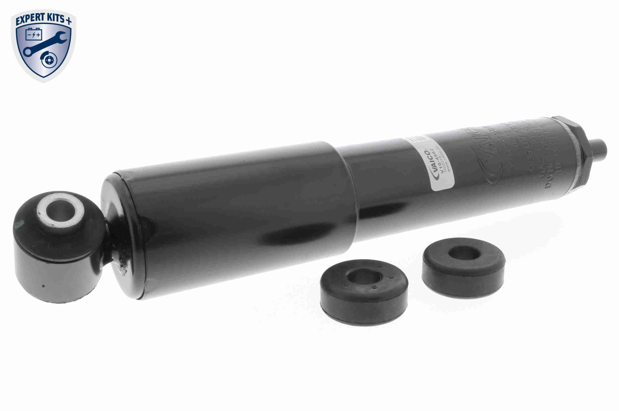V10-4982 VAICO Hinterachse links, Hinterachse rechts, Gasdruck, Original VAICO Qualität, Federbein, oben Auge, unten Stift Stoßdämpfer V10-4982 günstig kaufen