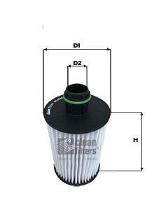 Original OPEL Oil filter ML4566