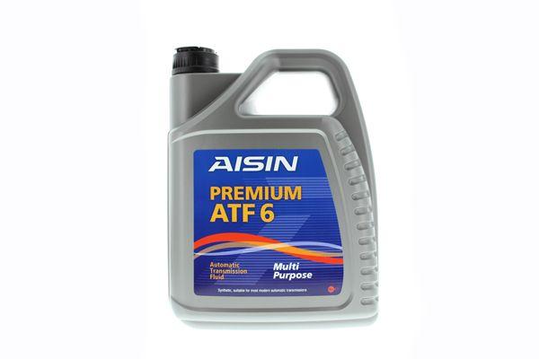 Greičių dėžės alyva ATF-92005 su puikiu AISIN kainos/kokybės santykiu