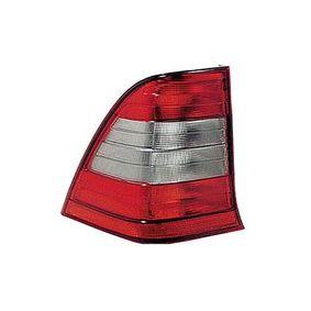 3030937 VAN WEZEL links, ohne Lampenträger Heckleuchte 3030937 günstig kaufen