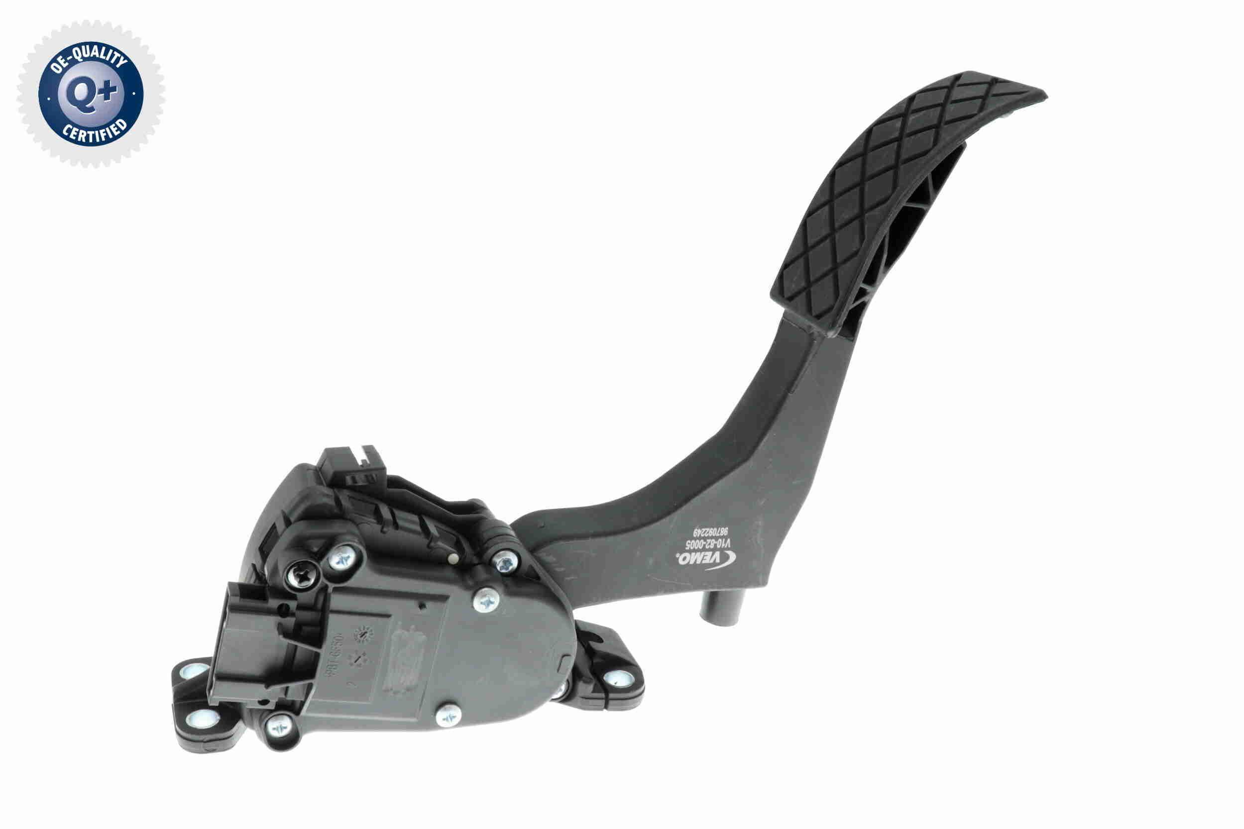 OE Original Pedalauflage V10-82-0005 VEMO
