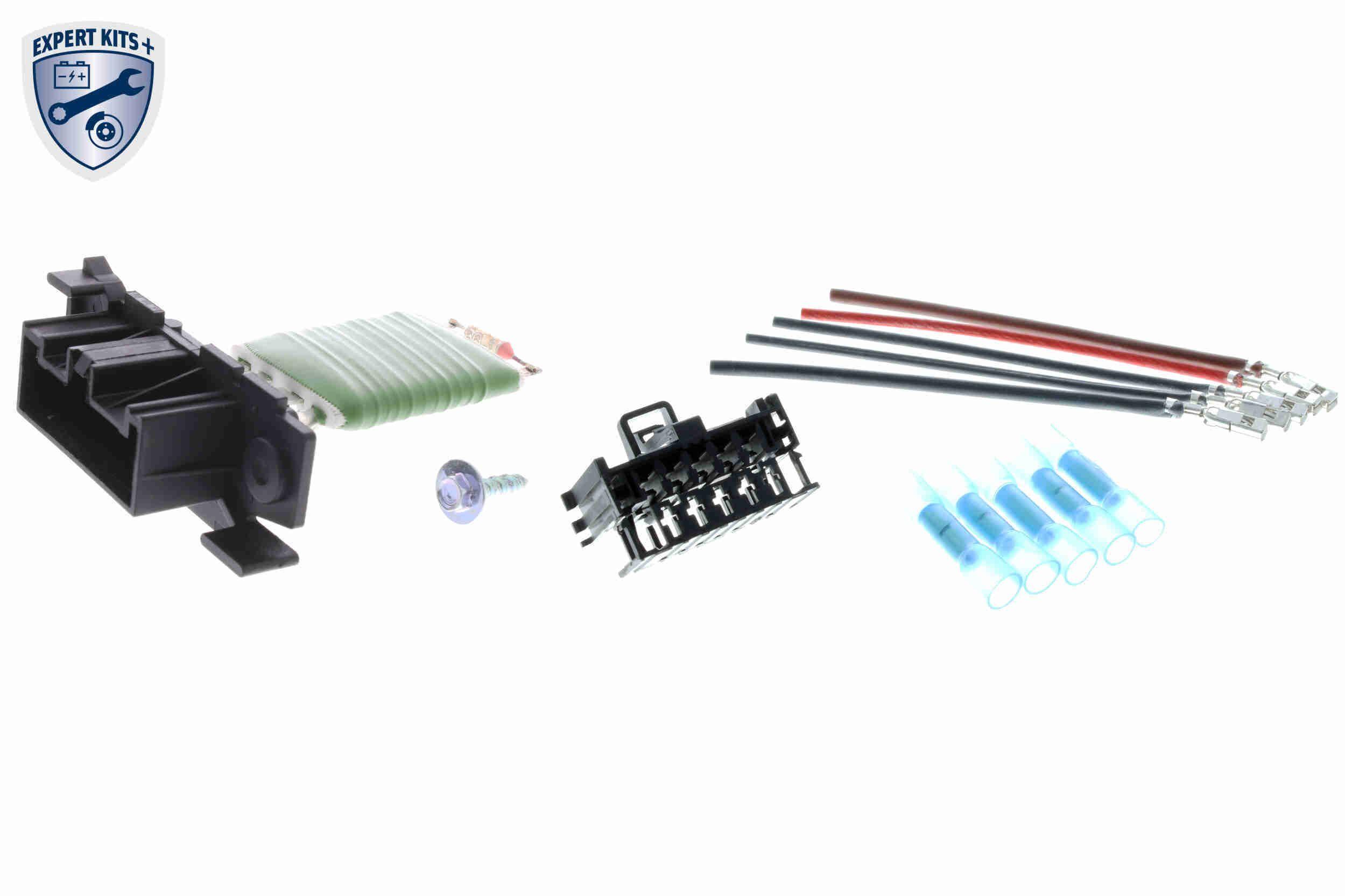 Resistenza ventilatore abitacolo V24-79-0007-1 con un ottimo rapporto VEMO qualità/prezzo