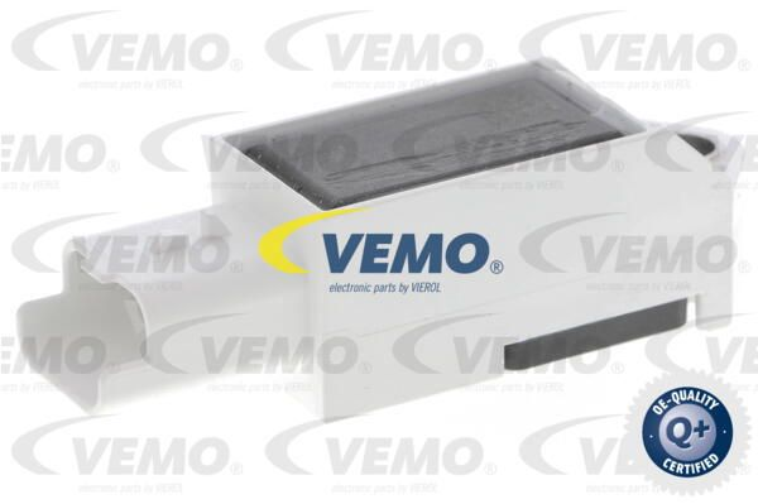 RENAULT SANDERO / STEPWAY 2021 Abgasdrucksensor - Original VEMO V30-72-0825 Pol-Anzahl: 3-polig