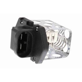 V46-79-0020 VEMO Original VEMO Qualität Pol-Anzahl: 2-polig Widerstand, Innenraumgebläse V46-79-0020 günstig kaufen