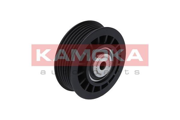 KAMOKA Poulie renvoi / transmission, courroie trapézoïdale à nervures R0025