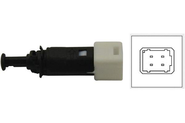 EBL-5502 KAVO PARTS Pol-Anzahl: 4-polig Bremslichtschalter EBL-5502 günstig kaufen