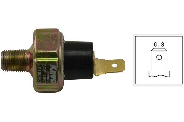 KAVO PARTS: Original Motorelektrik EOP-4003 (Pol-Anzahl: 1-polig)