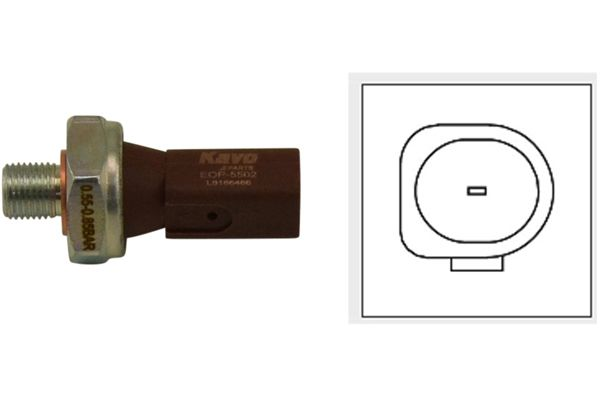 OE Original Motorelektrik EOP-5502 KAVO PARTS