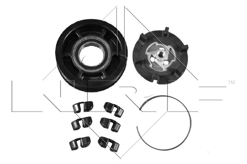 380010 NRF Spule, Magnetkupplung-Kompressor 380010 günstig kaufen