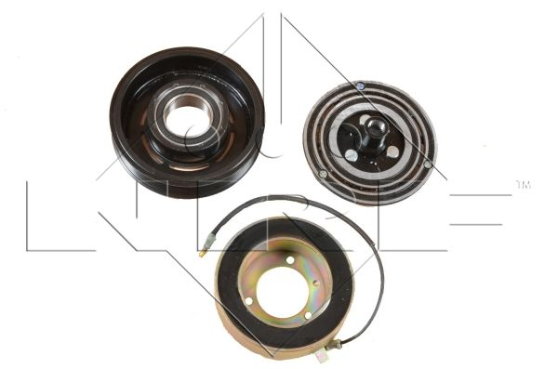 Magnetkoppling, klimatanläggning NRF 380020 Recensioner