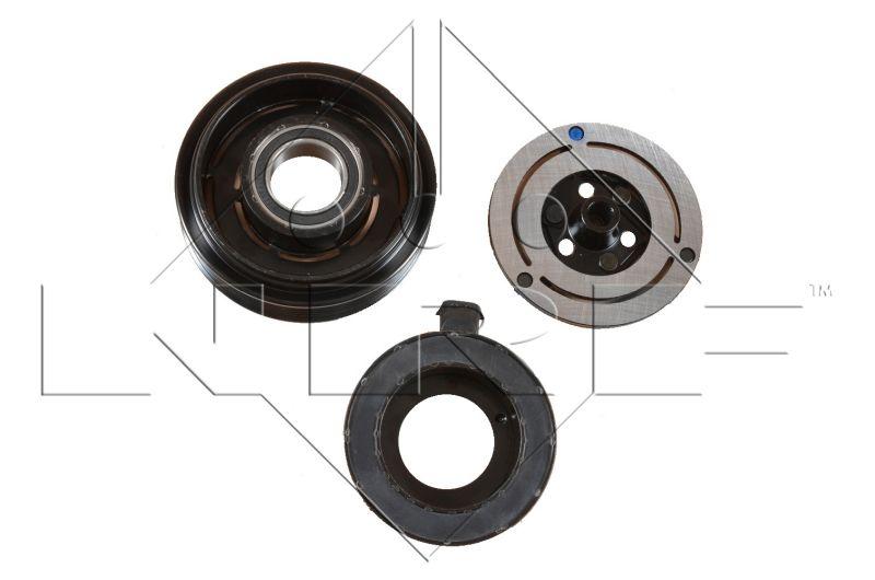NISSAN PICK UP Magnetkupplung Klimaanlage - Original NRF 380022