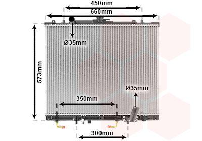 32002156 VAN WEZEL Aluminium Kühler, Motorkühlung 32002156 günstig kaufen