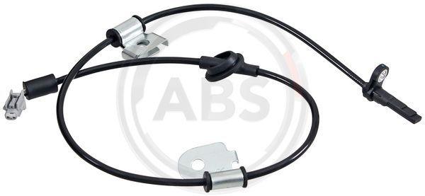 A.B.S.: Original Sensor Raddrehzahl 31490 (Länge: 800mm)