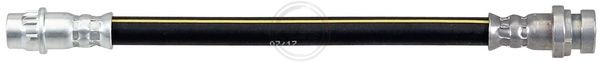 MERCEDES-BENZ CITAN 2014 Bremsschläuche - Original A.B.S. SL 6687 Gewindemaß 1: INN M10x1, Gewindemaß 2: INN M10x1