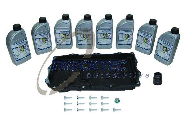 TRUCKTEC AUTOMOTIVE Delsats, oljebyte-automatväxellåda 08.25.066