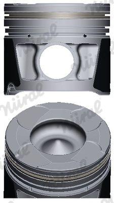 NÜRAL: Original Kolben 87-429300-10 ()