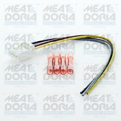 Componenti luce posteriore 25172 MEAT & DORIA — Solo ricambi nuovi