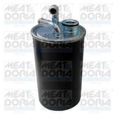 Achetez Filtre à carburant MEAT & DORIA 4864 (Hauteur: 138mm) à un rapport qualité-prix exceptionnel