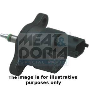 9105A1 MEAT & DORIA Druckregelventil, Common-Rail-System 9105A1 günstig kaufen