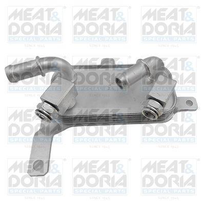 Original OPEL Getriebeölkühler 95210