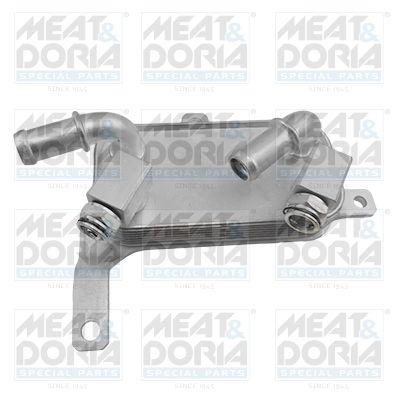 OPEL CORSA 2010 Getriebe Ölkühler - Original MEAT & DORIA 95211