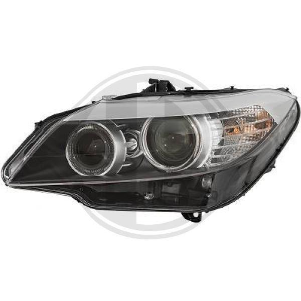 BMW Z4 2010 Autoscheinwerfer - Original DIEDERICHS 1252085 Links-/Rechtsverkehr: für Rechtsverkehr, Fahrzeugausstattung: für Fahrzeuge ohne Kurvenlicht