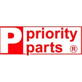4497055 Stoßstange HD Priority Parts DIEDERICHS 4497055 - Große Auswahl - stark reduziert