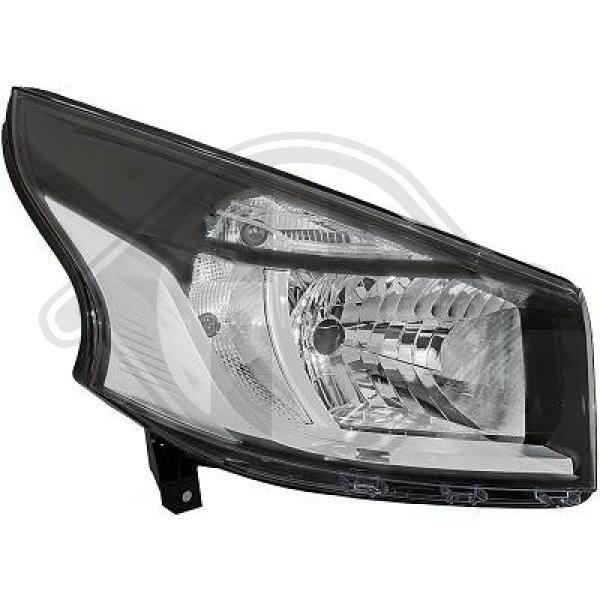 Buy original Rear tail light DIEDERICHS 5030090